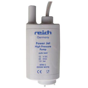 Pompa Ad Immersione Power Jet 22 L/Min