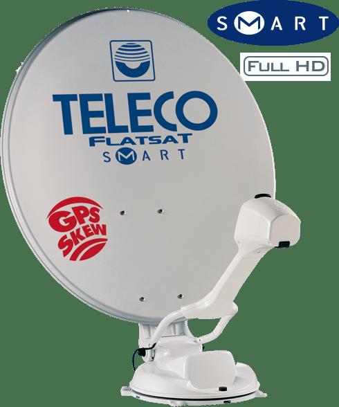 flatsat skew easy bt smart teleco bricocamp 1