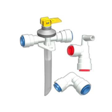 Kit Acqua Boiler Truma Attacco Jg