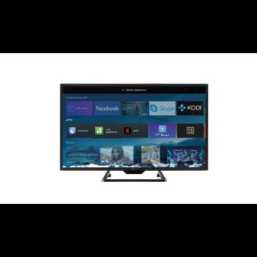 "Tv 24"" Hd Led09 T2/S2 10 Bit No Dvd"