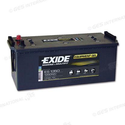 Batteria Exide GEL servizi 12V 120Ah