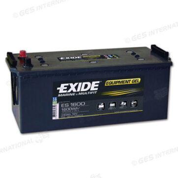 Batteria Exide GEL servizi 140 Ah