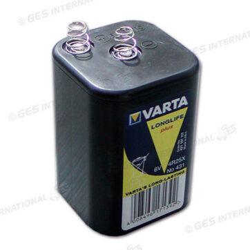 Batteria per caravan 8500 mAh - 6V