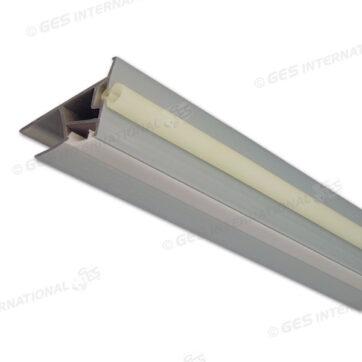 Profilo porta LED con coperchio