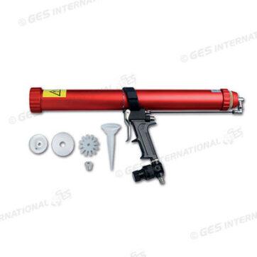 Pistola pneumatica per cartucce e saccettio 600 ml