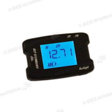 Tester per batterie con display LCD