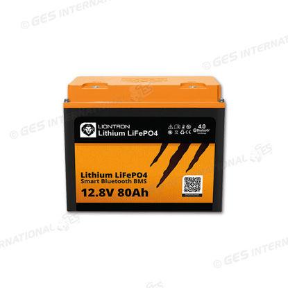 Batteria Liontron 80 Ah con BMS