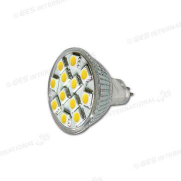 Lampadina MR11 12 LED