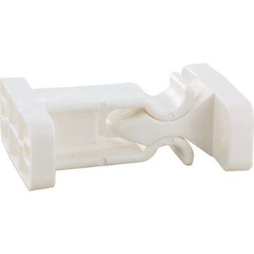 Fermaporta Bianco