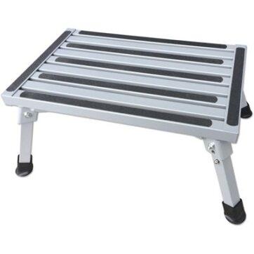 Gradino Ripiegabile In Alluminio
