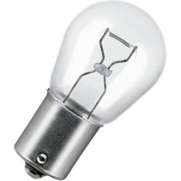 Confezione 10 Lampadine A Bulbo 12 V P21 W