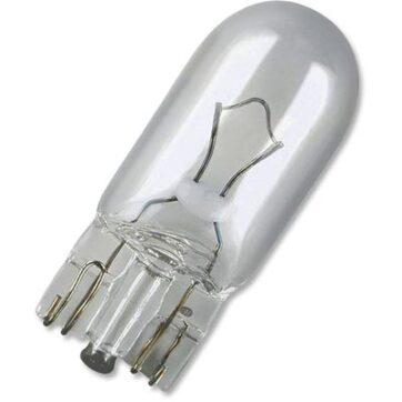Confezione 10 lampadine a Bulbo Ring 12V 5W W5W