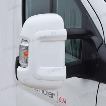 Cover bianco Ducato X250 braccio lungo