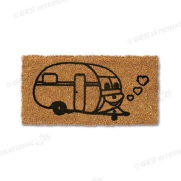 Zerbino caravan in cocco 25x50 cm