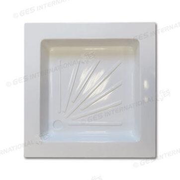 Piatto doccia in PST 500 x 500 x 50 mm