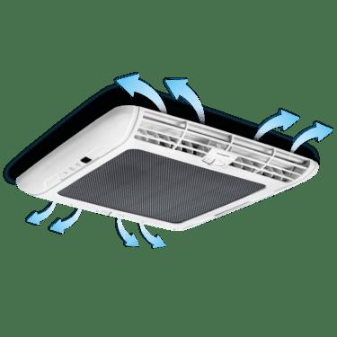 Condizionatore per Camper Dometic Freshjet 2200