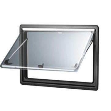 Finestra Seitz S4 1000 x 600 mm, grigio chiaro dx.
