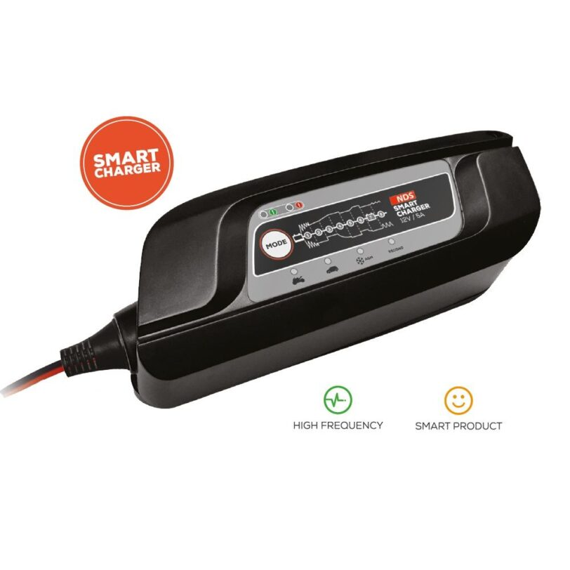 CARICABATTERIA SMART CHARGER NDS
