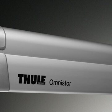 Tendalino per Camper Thule Omnistor 8000 Anodizzato 550 Mystic Grey