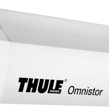 Tendalino per Camper Thule Omnistor 9200 Bianco 400 Alaska Grey