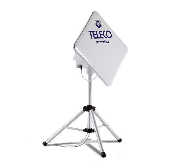Antenna Satellitare Teleco Activsat 53SQ