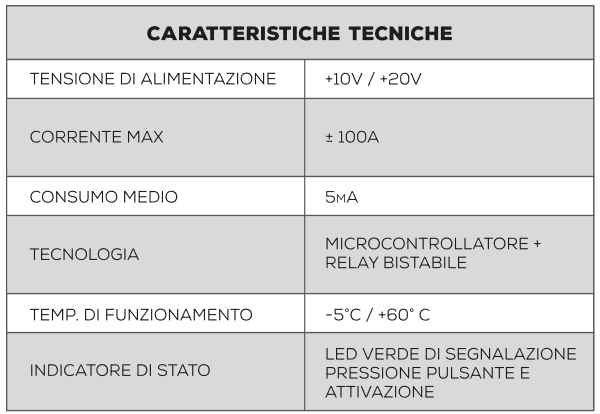 STACCABATTERIE AUTOMATICO BATTERY SAVAER NDS