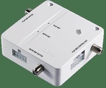 Accoppiatore Flatsat con ActivSat Teleco Combisat