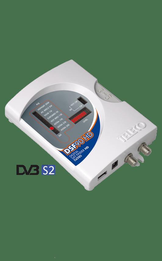 Puntatore Teleco DSF90 HD