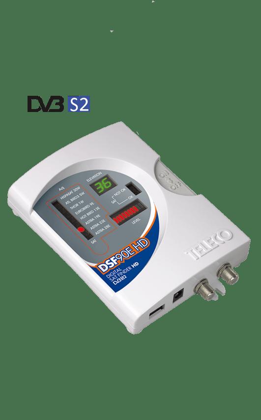 Puntatore Teleco DSF90E HD