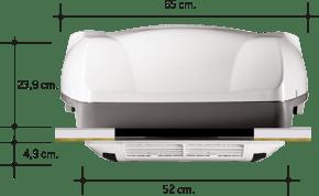 Condizionatore per Camper Teleco DualClima 12400H