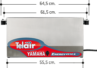 Generatore a Benzina per Camper Telair Energy 2510B YAMAHA
