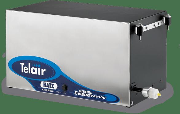 Generatore a Diesel per Camper Telair Energy 2510D con ASP