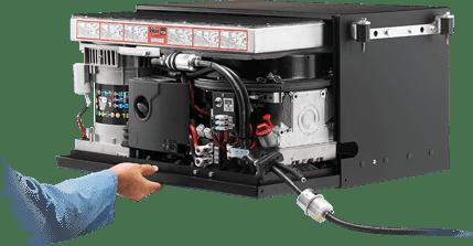 Generatore a Diesel per Camper Telair Energy 2510D