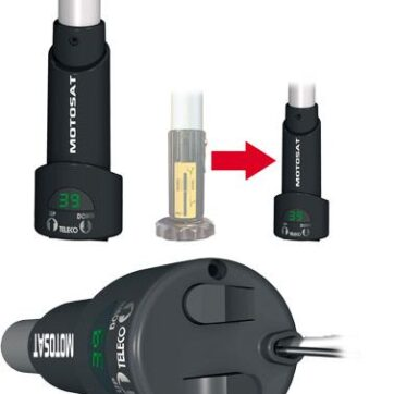 Teleco Motosat Kit