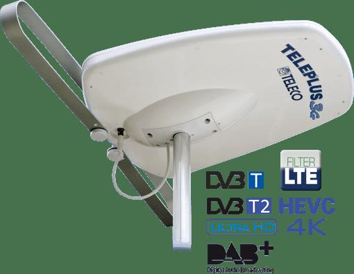 Antenna Digitale Terrestre Teleco Teleplus 3G