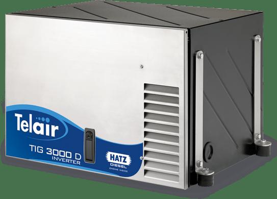 Generatore a Diesel Inverter per Camper Telair TIG 3000D