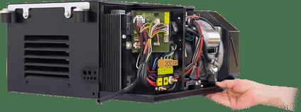 Generatore a Gas Inverter per Camper Teleco Telair TIG 3000G YAMAHA