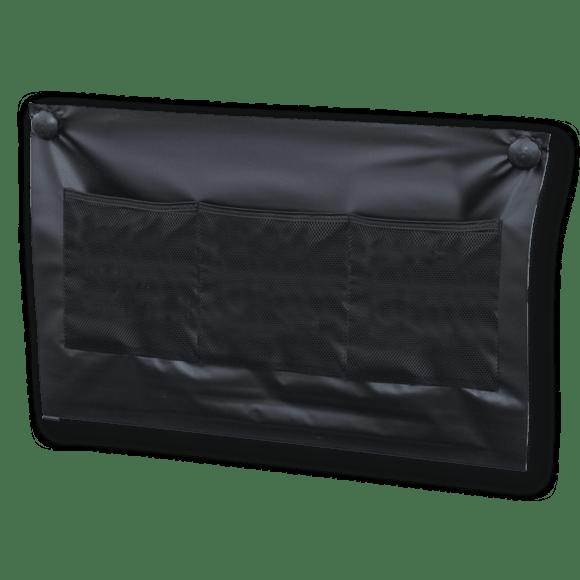 Dometic Single Wheel Arch Cover Black