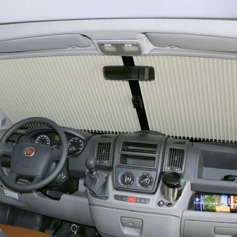 Oscuranti Remifront Frontale e Laterali per Fiat Ducato X250/290 con Sensore Pioggia