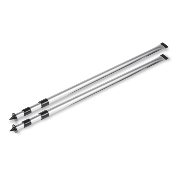 Dometic Deluxe Rear Upright Pole Set